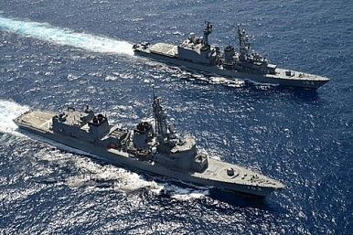 Japan Extends Anti-Piracy Mission off Somalia For Another Year
