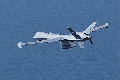 India Mulls Purchase of US Maritime Patrol Drones for Indian Ocean
