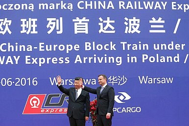 China's Xi Brings 'Belt and Road' to Serbia, Poland
