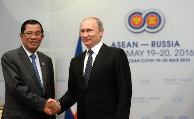 Cambodia: Russia's Gateway to ASEAN?