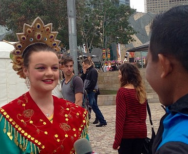 Cross Culture: Indonesian Dance Troupe Evolves Out of Australia's Suburbs