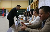 Tensions High as Mongolians Cast Ballots in Parliamentary Elections