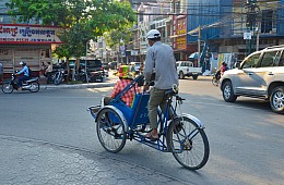 Going Nowhere Fast: The Plight of Phnom Penh's Traditional Transport Workers
