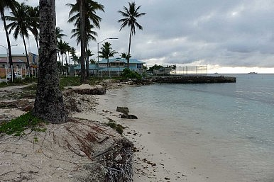Marshall Islands: Facing a Sea of Changes