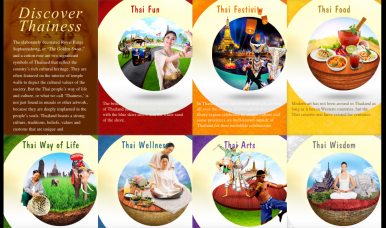 discover thainess thai tourism