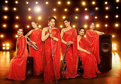 India's First Hijra Music Group Roars to Victory in Cannes