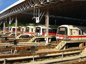 Did China Firm 'Secretly Recall' Defective Singapore Trains?