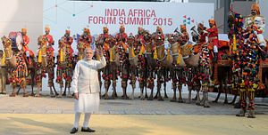 Modi Goes to Africa