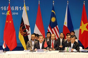 The South China Sea Won't Stop China-ASEAN Economic Ties
