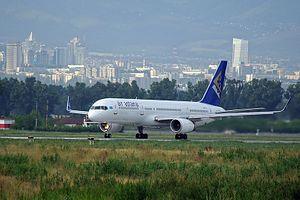 Air Astana Introduces New Almaty-Tehran Route
