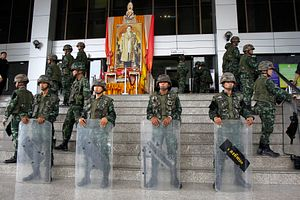 A Brief History of the Coup d'État in the Asia-Pacific