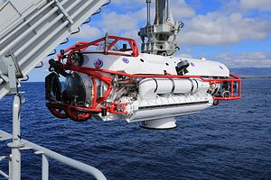 China and US Conduct Joint Submarine Rescue Drill
