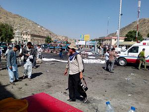 ISIS Kills at Least 80 in Deadly Suicide Attack in Kabul