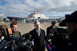 US Navy's Newest Littoral Combat Ship Completes Acceptance Trials