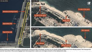 Has China Withdrawn A Long-Range Missile Battery From Woody Island?