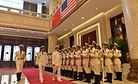 Top Chinese Admiral: China Ready to Counter 'Any Aggression' in South China Sea