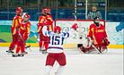 China Joins Russia's Hockey League