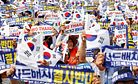 South Korea Deports US Anti-THAAD Activists