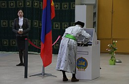 Mongolian People's Party Routs Democratic Party in Parliamentary Elections