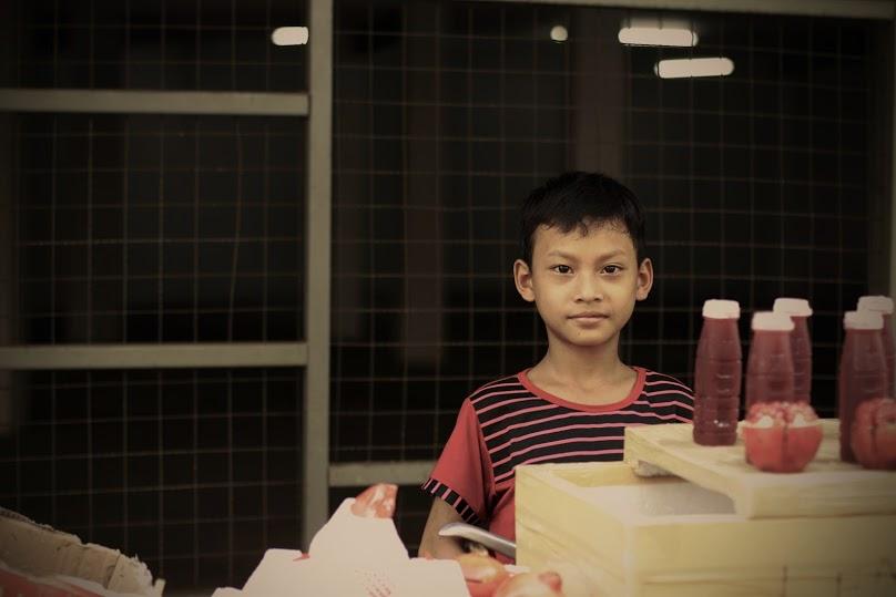 The Faces of Bangkok's Homeless