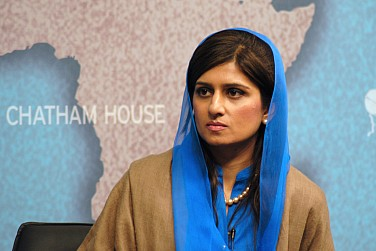 Hina Rabbani Khar's Message to Pakistan's Intelligentsia