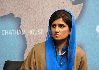 Hina Rabbani Khar's Message to Pakistan's Intelligentsia