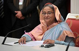 The Downfall of Democracy in Bangladesh