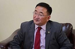 Interview: Mongolian Foreign Minister Lundeg Purevsuren