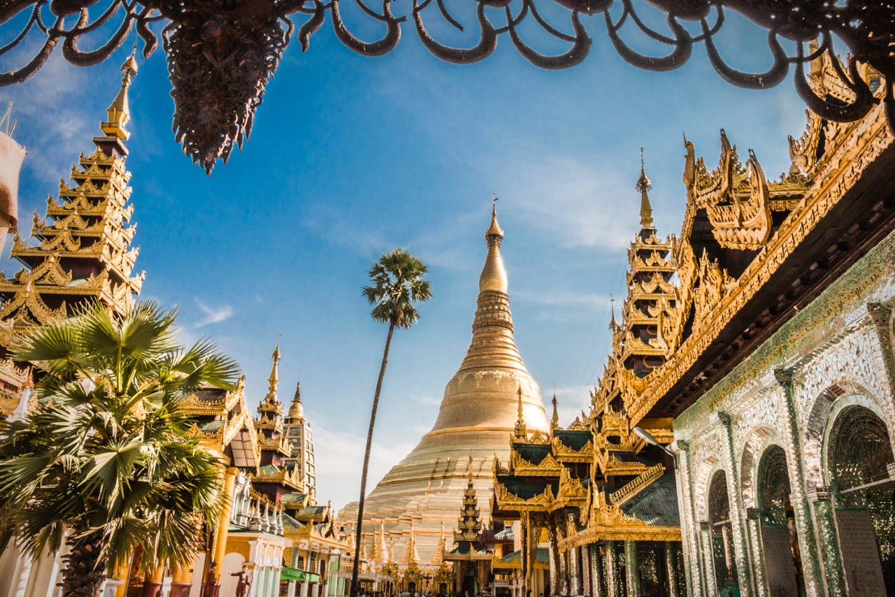 Myanmar's Astonishing Sights