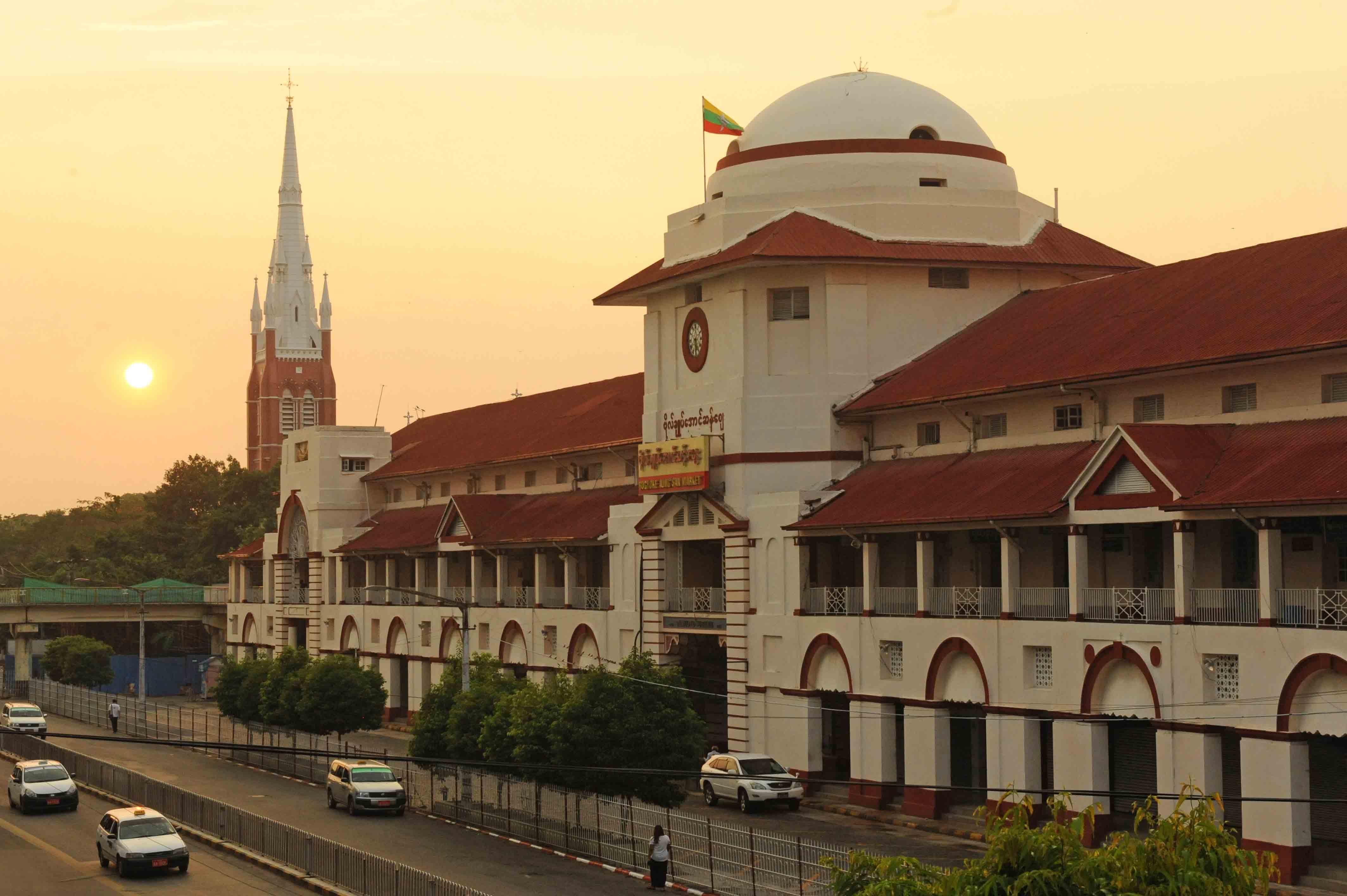 Relics of Rangoon