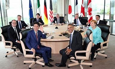 Shinzo Abe's Developed Country Diplomacy