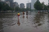 Torrential Rains Wreak Havoc in Southern China