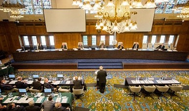 International Court Issues Unanimous Award in Philippines v. China  Case on South China Sea