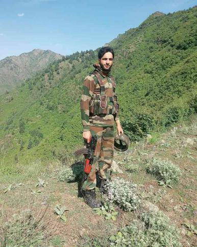 Kashmir on Fire