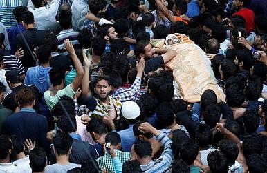 Burhan Wani's Killing Brings Kashmir to a Crossroads
