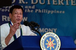 Rodrigo Duterte's Turn in the South China Sea