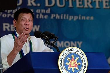 Philippines: Duterte Ends Talks With Communist Rebels
