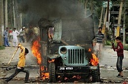 India's Challenge: Containing Kashmir's Insurgency