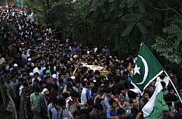 Time for Pakistan to Cut Ties With Hizbul Mujahideen