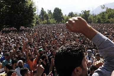 Chaos in Kashmir: A Question of Identity