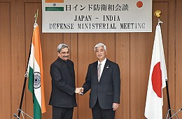India, Japan Call on China not to Use Force in South China Sea Disputes