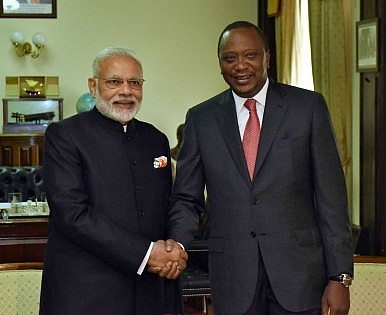 Modi's Africa Visit: Toward Greater Cooperation in Maritime Security