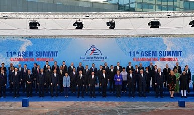 As ASEM Concludes, World Leaders Condemn Violence in Turkey and Nice