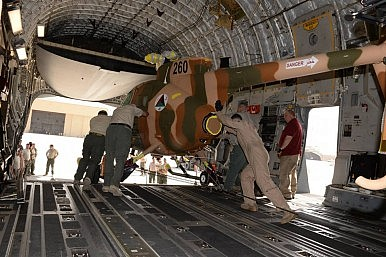 Afghanistan Receives 5 New Attack Helicopters