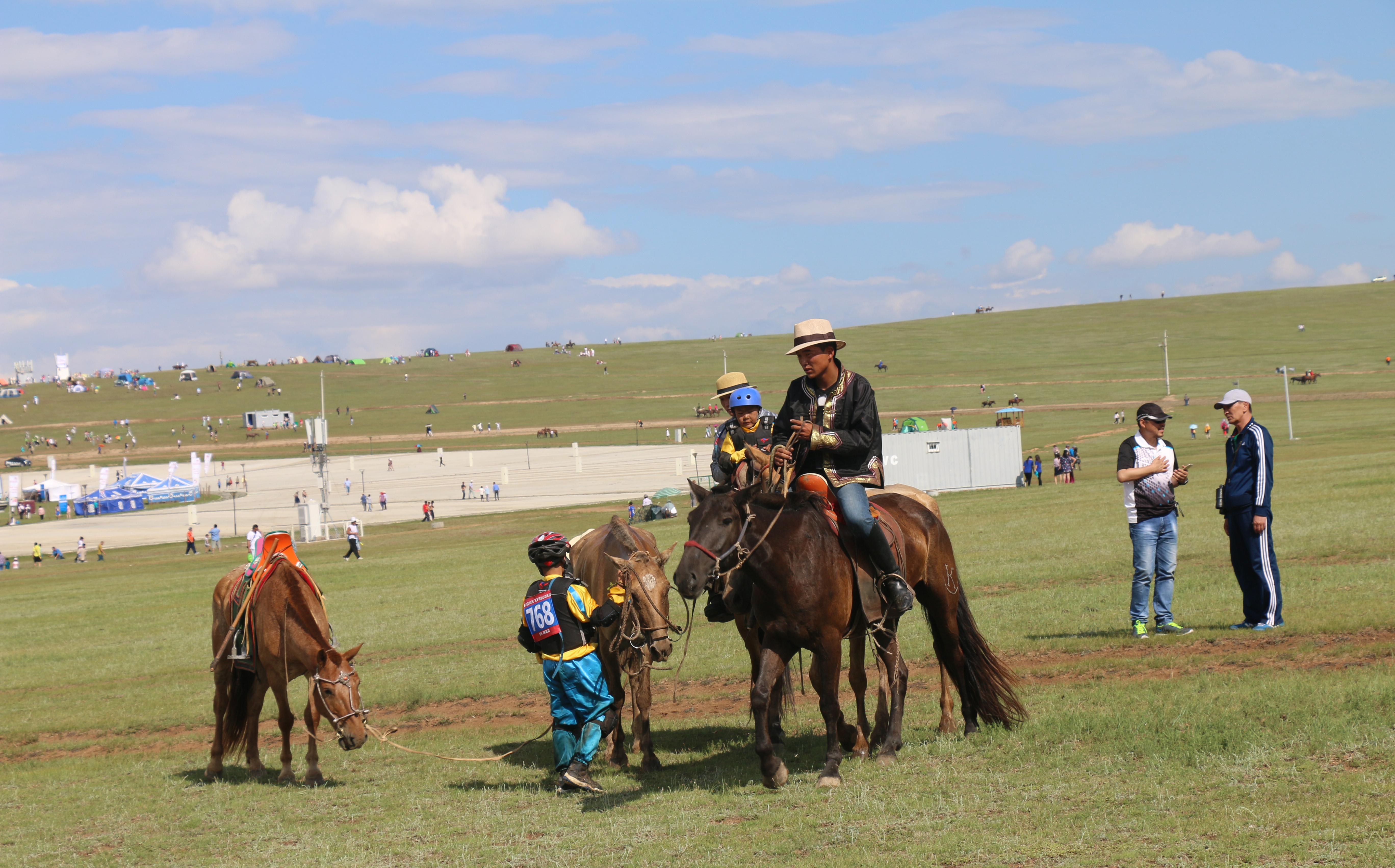The Naadam Festival: Mongolia's Games