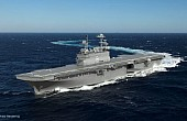 US Navy to Expand Fleet of Largest-Ever Amphibious Assault Ships