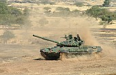 India to Procure 1,000 Engines for T-72 Main Battle Tank Force