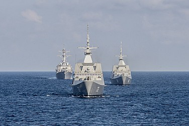 Lessons in Military Cooperation From Indian Ocean Counter-Piracy Ops