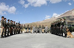 Pakistan-China Hold Joint Border Patrols Near Pakistan-Occupied Kashmir