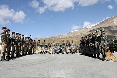 Pakistan-China Hold Joint Border Patrols Near Pakistan-Occupied Kashmir